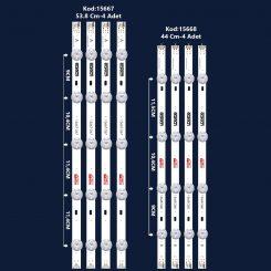 LG 47LB652V, 47LB650V, 47LF630V, 47LB630V Tv Led Bar