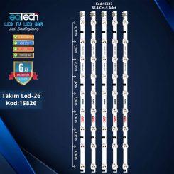 Ue32F5070Ss , Ue32F5570Ss, Ue32F5570 , Ue32F4000  Led Bar