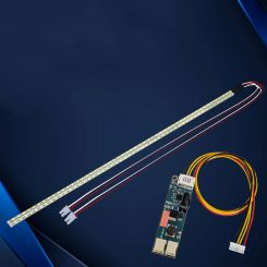 Monitör Lambası Tv Led Unıversal Barı Ve Kontrol Kartı 17 ile 22 inc
